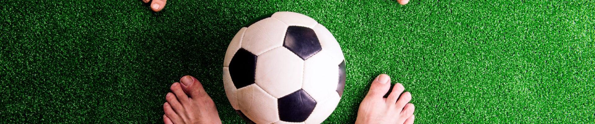 Indoor soccer en speed soccer