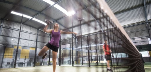 Kunstgras padel tennis